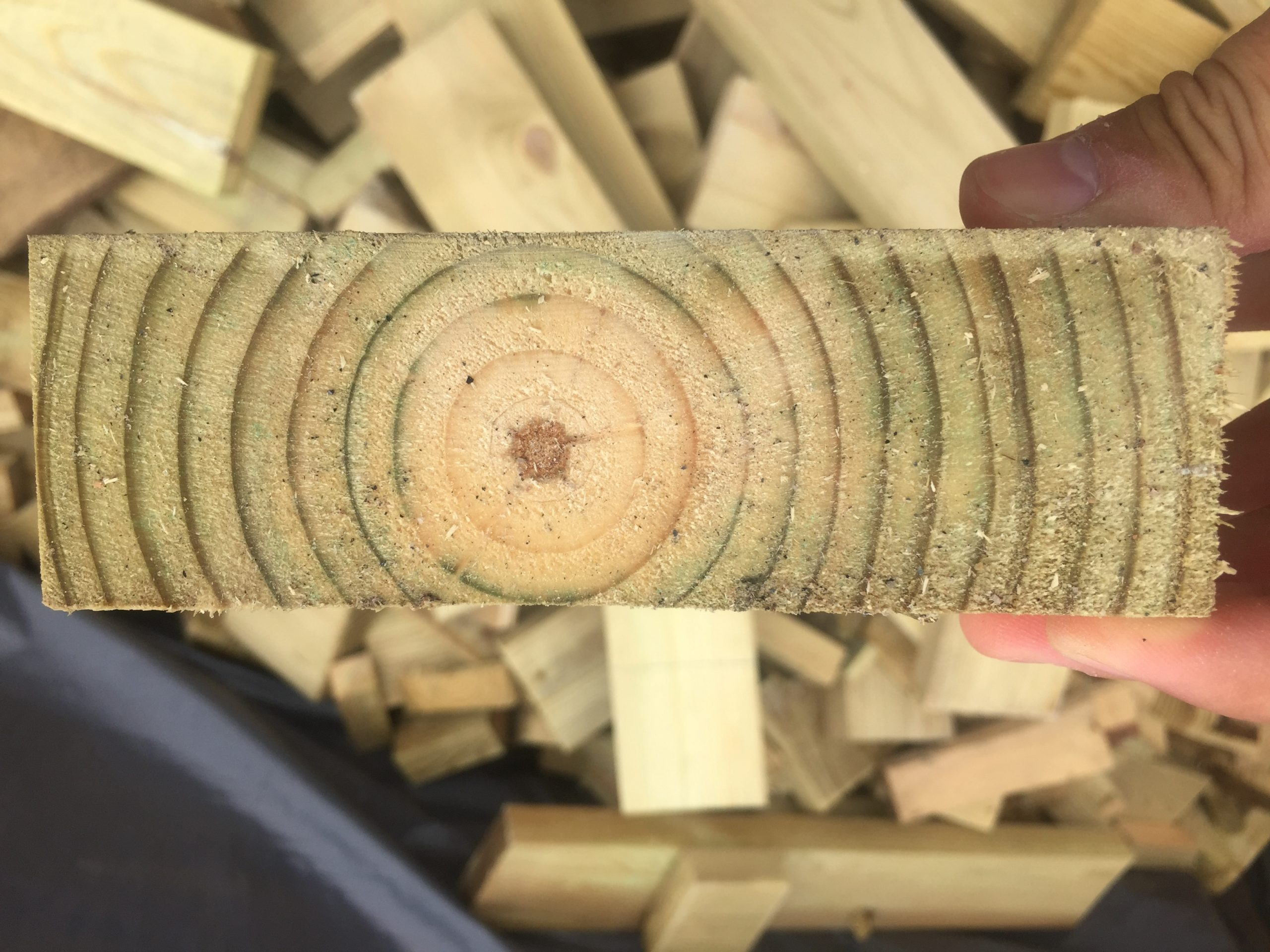 Импрегнация Timberyard